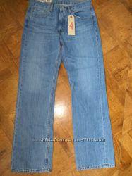 Новые мужские джинсы   Levi&180s , модель 559  ORIGINAL