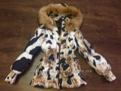 Тёплая курточка Gizia оригинал