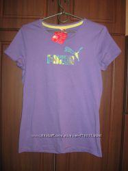 Женские фирменные футболки