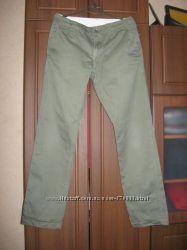 Мужские фирменные джинсы  скини  чиносы