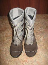 Фирменные зимние  ботинки PUMA с gore-tex 36 р