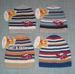 Демисезонные шапочки ANPA
