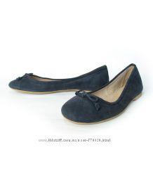Кожаные балетки Manfield - Германия. Супер качество.