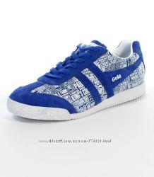 Кожаные кроссовки из Европы