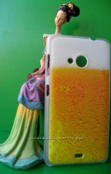Красивый чехол для Microsoft Lumia 535 Nokia