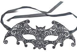 Карнавальная маска - летучая мышь D155302