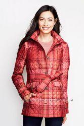 Демисезонная куртка Landsend на утеплителе Primaloft    размер  S