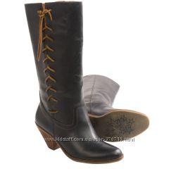 Новые стильные демисезонные сапоги из Америки Latigo Leather US9 EUR40