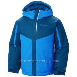 Зимняя куртка для мальчика Columbia Stun Run Omni-Tech Jacket р. ХS из США