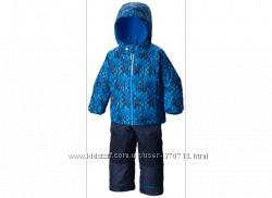 Куртка Columbia Boys Frosty Slope демісезон єврозима розмір XS6-7