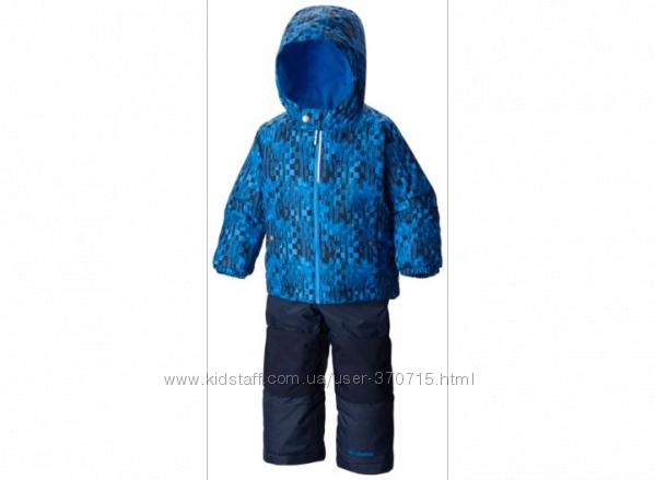 Куртка Columbia Boys Frosty Slope демвсезон єврозима розмір XS6-7