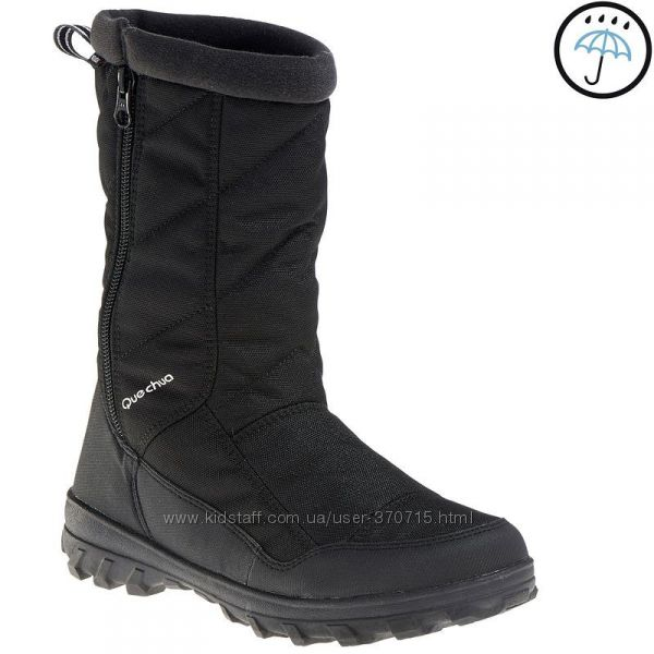 Зимние ботинки 32 размер QUECHUA ARPENAZ 500 WARM CHILDREN&acuteS SNOW