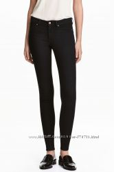 Джинсы H&M Super Skinny Super Low Waist  Jeans р. 3132