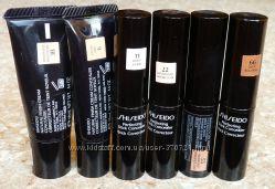 Корректора Шисейдо Perfecting Stick и Concealer Natural Finish Cream