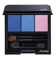 Тени для век трехцветные Шисейдо Luminizing Satin Eye Color Trio