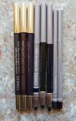 Цветные карандаши для глаз Клиник оригинальные тестера