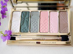 Коллекционная палитра для макияжа глаз Garden Escape 6-Colour Eye Palette