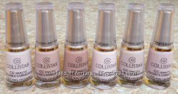 Укрепляющий лак с кератином Collistar CC Smalto Colore e Correzione