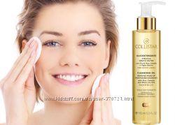 Для зняття макияжу из маслом ромашки Collistar Olio Detergente