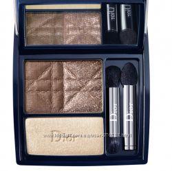 Трехцветные тени Диор Dior 3 Couleurs Smoky запасные блоки