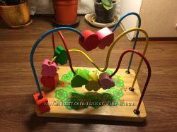 Развивающая игрушка лабиринт ELC отличного качества