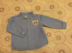 рубашка Зара,  1-3 года
