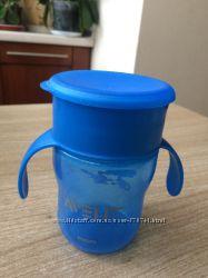 Поильник Avent чашка непроливайка
