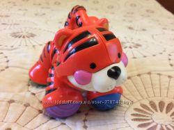 Тигрёнок fisher price, развивающая игрушка