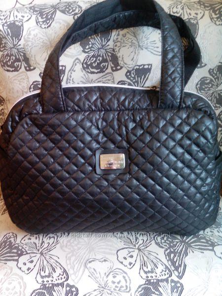 Chanel дутая сумка