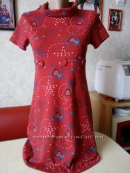 Красивенное качественное тёплое платье для девушки Someone Р. 164.