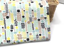 Оксфорд Корея 100 хлопок ткань для рукоделия
