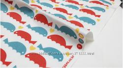 Корея 100 хлопок ткань для рукоделия для пэчворка 1