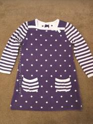 Трикотажное вязанное платье GYMBOREE девочке на 2-3года