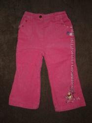 Вельветовые джинсы Disney от C&A р. 92