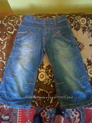Бриджи джинсовіе