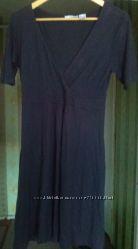 Платье трикотажное 10-12 размер для беременных