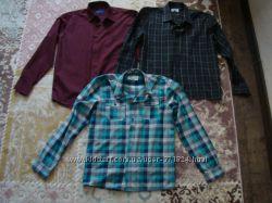 Продам фирменные рубашки р. 158 в идеальном состоянии