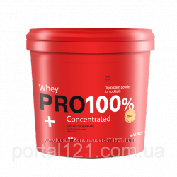 Протеин 800 г PRO 100 Whey Concentrated AB PRO