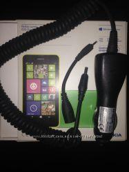 Автомобильная зарядка Nokia