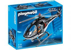 Playmobil 5563 Вертолет специального назначения