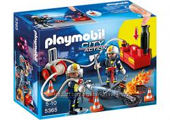 Playmobil 5365 Пожарники с водяным насосом