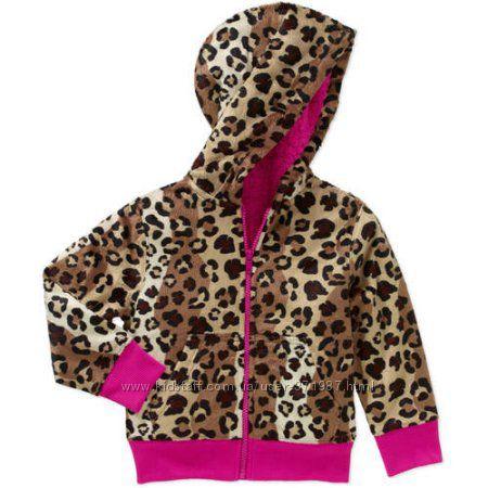 Куртки, свитера, кофты для девочек