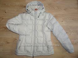 Куртка пуховик спортивная на натуральном пуху