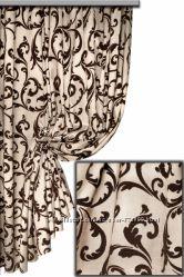 портьерная ткань монакко