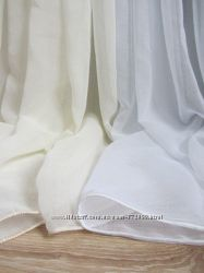 Ткань для тюля батист с хлопковым напылением