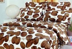 Красивое постельное белье Голд 3Д