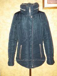 куртка женская 46р демисезон высокий ворот