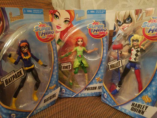 куклы Super Hero Girls выбор