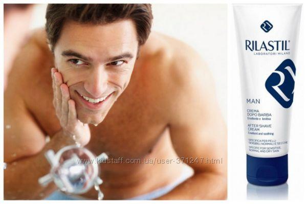 Rilastil Man After Shave - крем или гель после бритья - 75 ml - Италия