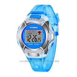 Детские электронные часы Synoke Blue